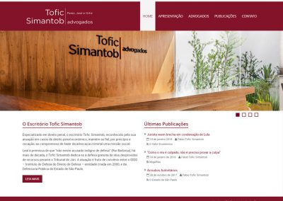 Tofic Simantob Advogados